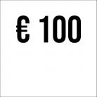 Spende € 100