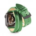 apple watch double - plain - cut - back - Scene 1 - GREEN RAY - black brushed.jpg