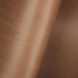 Glattes Leder - grau