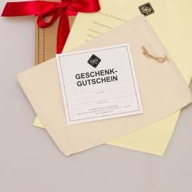 Geschenk-Gutschein (Karte)