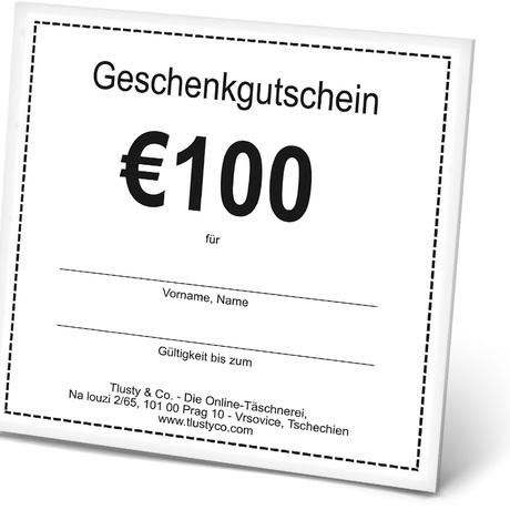 voucher DE 100 Euro