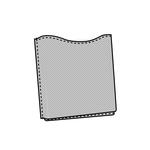 Tasche 10x10,5x1,5