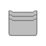 Tasche für Visitenkarten 10,5x9
